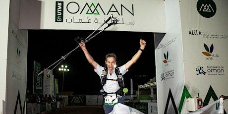 Eoin Keith, Winner of UTMB Oman 2019 tickets
