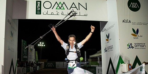 Eoin Keith, Winner of UTMB Oman 2019