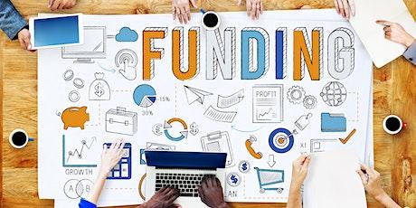 Understanding the Funding Landscape tickets
