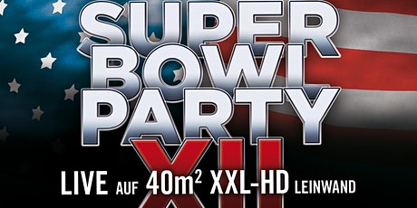 Super Bowl-Party XII TonHalle München  Tickets