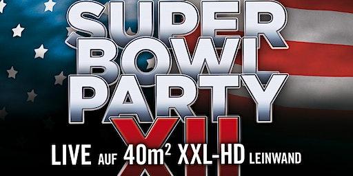 Super Bowl-Party XII TonHalle München