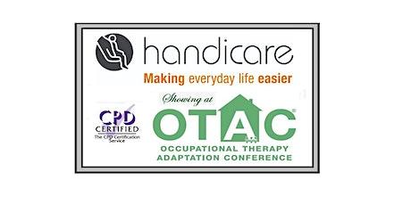 OTAC Midlands 2020 - Handicare Moving & Handling Training tickets