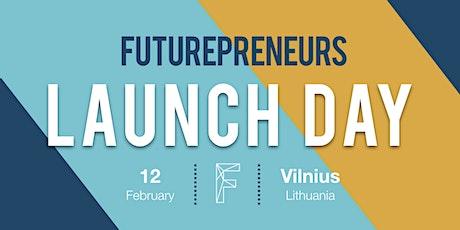 Futurepreneurs Launch Day | Lithuania tickets