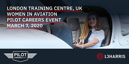 Pilot Careers Event: Women in Aviation 2020
