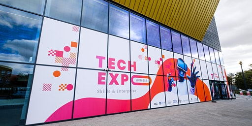 TECH WEEK HUMBER LAUNCH EVENT