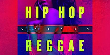 Hip Hop vs Reggae @ Hudson Terrace tickets