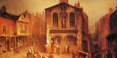 'Leeds' First Town Hall': The Moothall, Briggate, 1600-1825' tickets