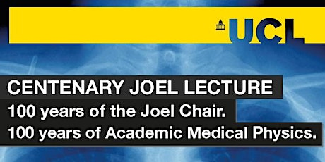Joel Lecture 2020: Centenary Special tickets