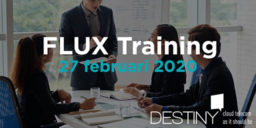 FLUX Training 27 februari 2020