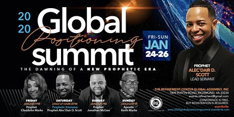 2020 GLOBAL POSITIONING SUMMIT  tickets
