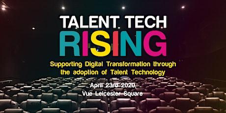 TalentTech Rising - 23rd April 2020 tickets