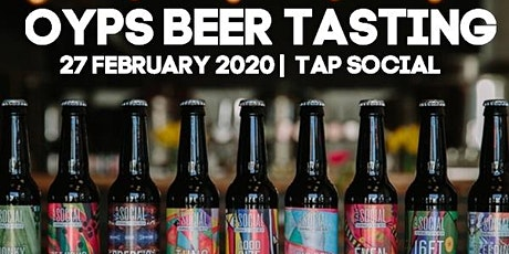 Oxford Young Professionals Society - Beer Tasting & Tour at Tap Social tickets