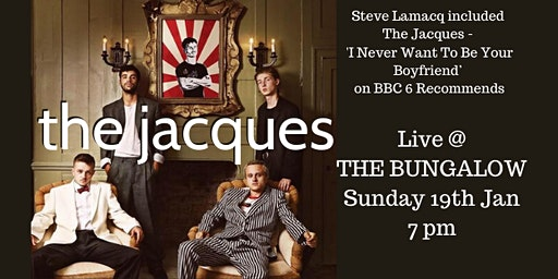 The Jacques + Guests