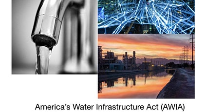 America's Water Infrastructure Act (AWIA): What You Need to Know and Why tickets