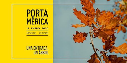 PortAmérica - Una entrada, un árbol 2020