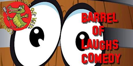 Barrel of Laughs Presents Ben Thurston tickets