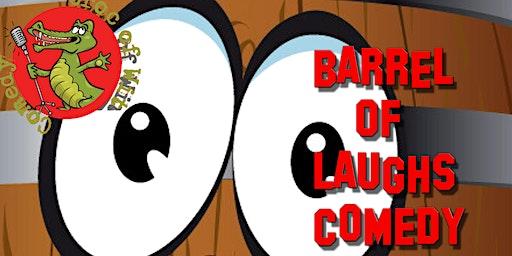 Barrel of Laughs Presents Ben Thurston