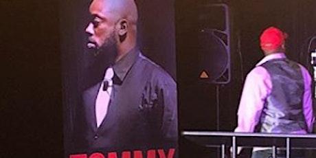Tommy Sotomayor's Anti-PC Tour - Lagos, Nigeria (2020 Pre Sales) tickets
