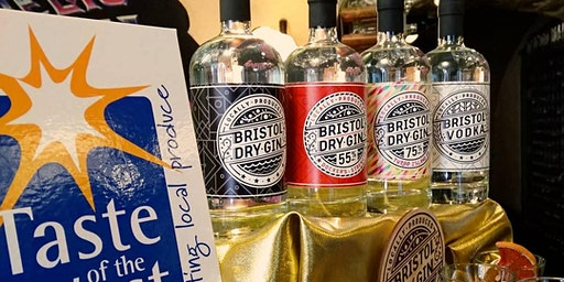 Gin Tasting with Bristol Dry Gin - Saturday 7pm