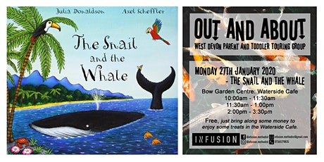 Out and About: The Snail and the Whale tickets