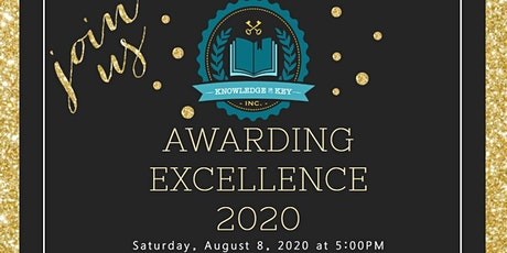 Awarding Excellence 2020 tickets