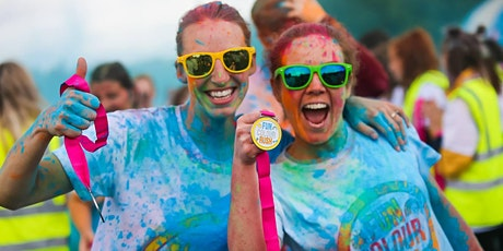 Colour Ninja Volunteer (Northampton) 2021 tickets