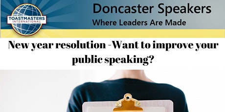 Toastmasters Doncaster - Guest Night tickets