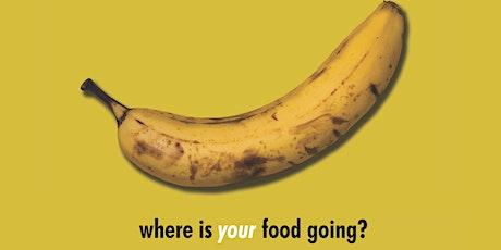 Documentário Eco vs Ego - Just Eat It bilhetes