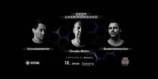 Deep Underground - Berlin Calling