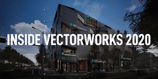 INSIDE VECTORWORKS ARCHITEKTUR 2020