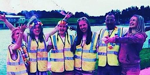 Colour Ninja Volunteer (Nottingham) 2020