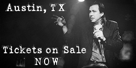 Bill Hicks Tribute Show - Austin, TX / MAY 17, 2020 tickets