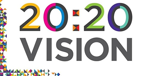 2020 Vision Board - It all starts with a thought