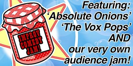 The Leeds Improv Comedy Jam (February) tickets