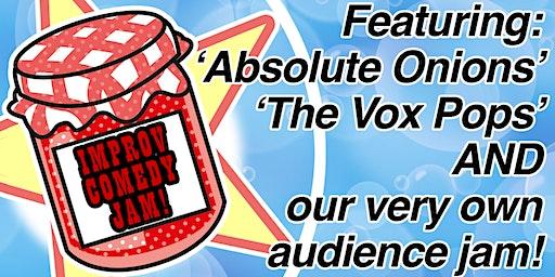The Leeds Improv Comedy Jam (February)