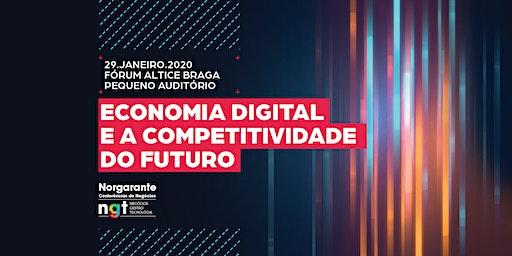 Economia Digital e a Competitividade do Futuro