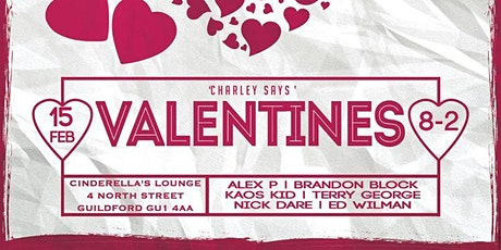 Charley Says The Valentine Special tickets