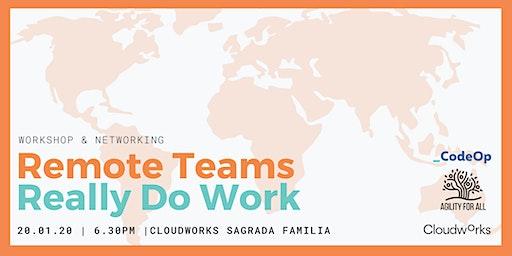 Remote Teams Really Do Work