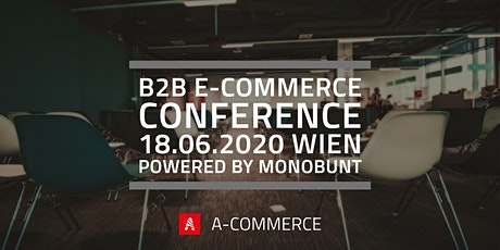 B2B E-Commerce Conference tickets