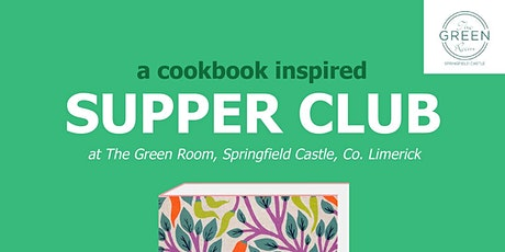 Supper Club at The greenroom  tickets