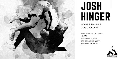 Josh Hinger Nogi Seminar Gold Coast  tickets