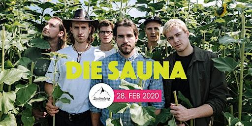Die Sauna | Alternative Indie