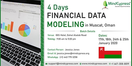 Financial Data Modeling 4 Days Training by MindCypress at Muscat