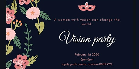 Vision party tickets