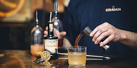 Cocktail Masterclass @ Feragaia 'Wild Earth' pop up bar tickets