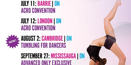 Dance Attack Acro London tickets