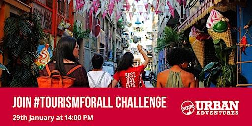 #TourismForAll Challenge