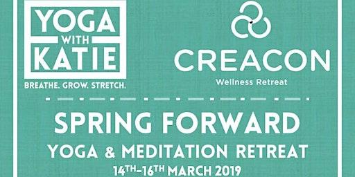 Spring Forward Yoga and Meditation Retreat