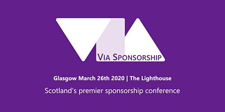 Via Sponsorship Conference 2020 tickets