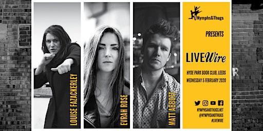 LIVEwire Leeds #3 | Louise Fazackerley & Evrah Rose